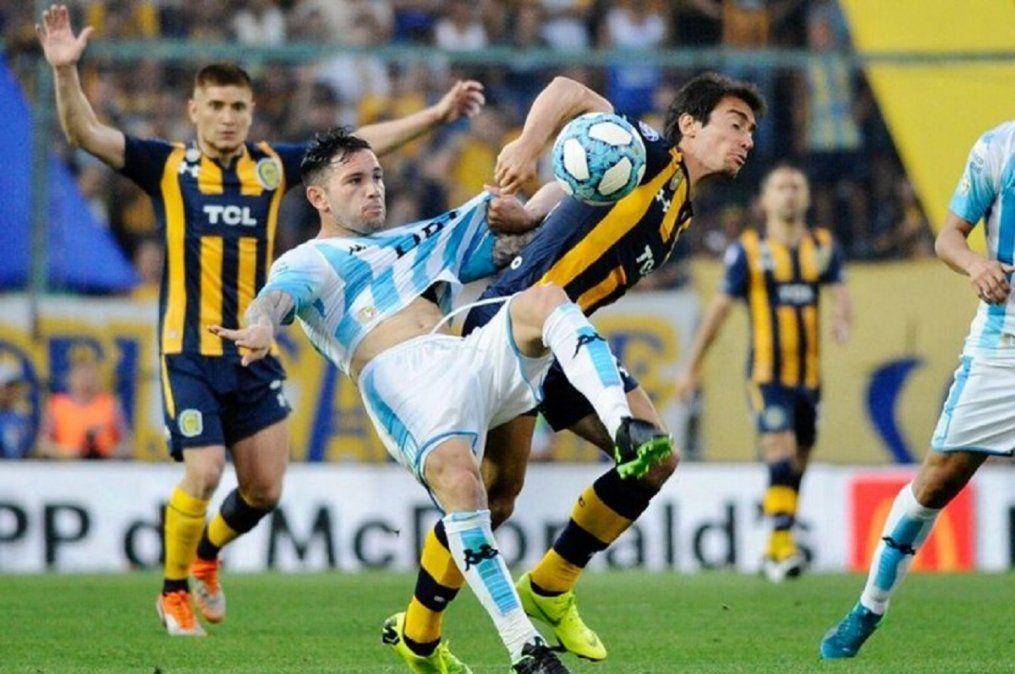 Racing enfrenta a Rosario Central en búsqueda de la recuperación.