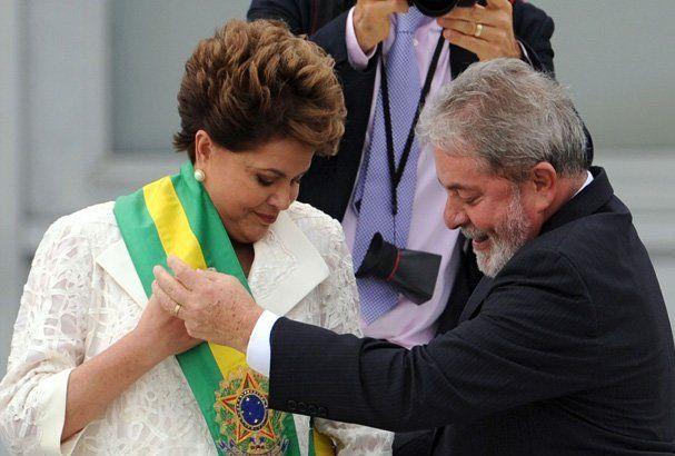 El primer viaje oficial al exterior de la flamante presidenta de Brasil será a la Argentina y Uruguay