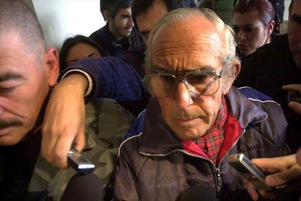 Barreda fue detenido en su casa y trasladado a la cárcel de Gorina
