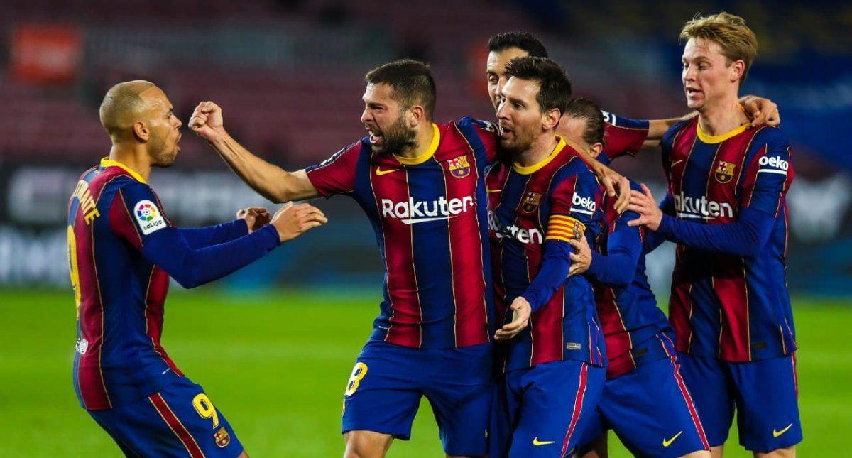 Barcelona ganó un partido importante y se acercó al lote de punteros en España. Foto: @FCBarcelona_es