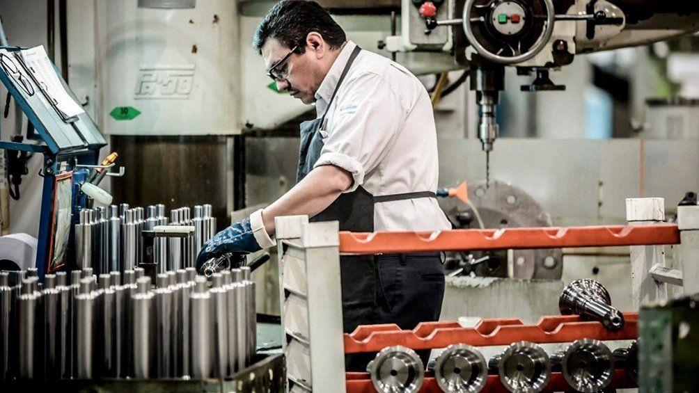 Kulfas afirmó que la industria creció entre 3 y 3,2% en los primeros meses