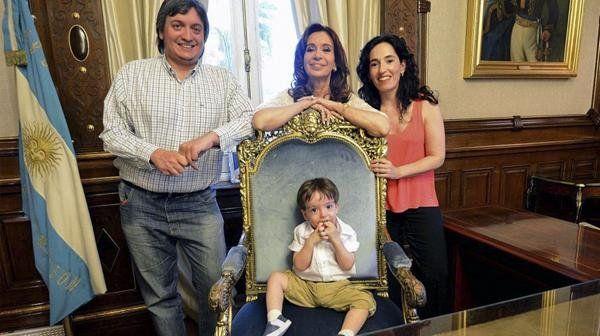 Otro Kirchner llegó al mundo: nació el segundo hijo de Máximo