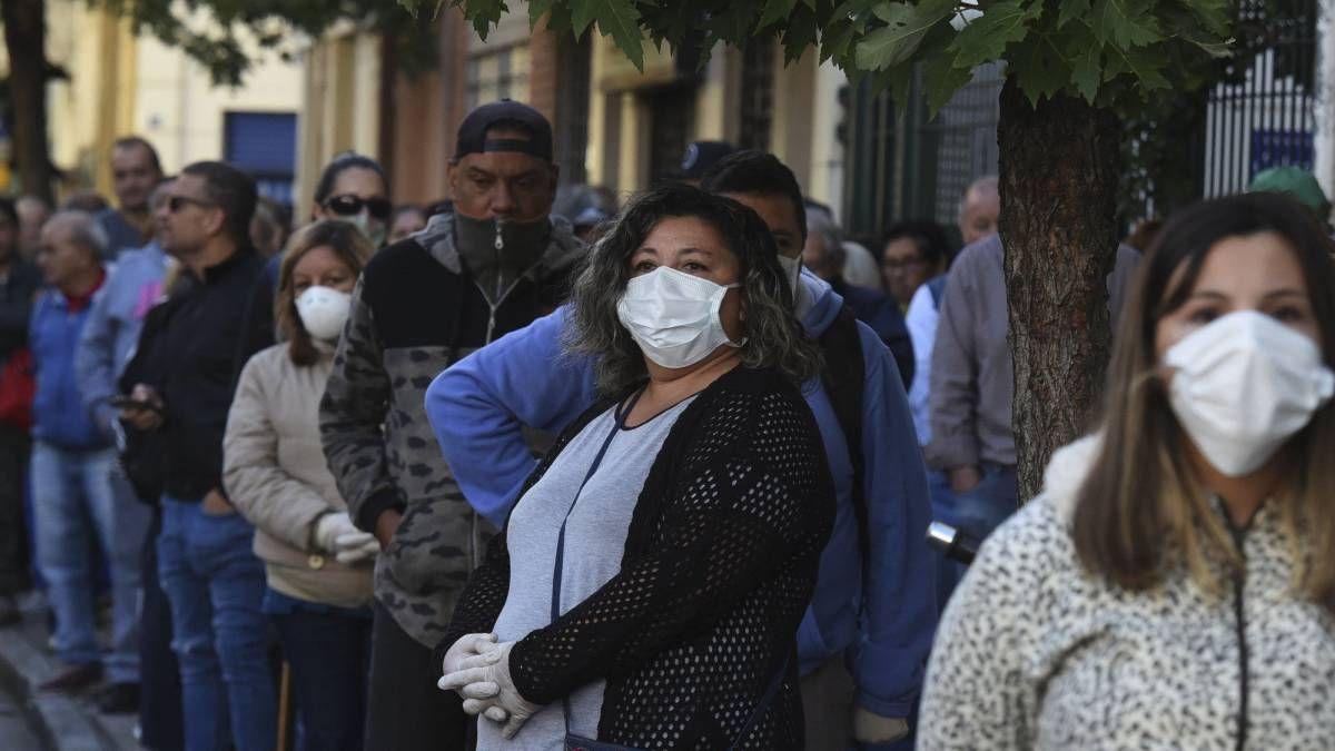 COVID-19 en Argentina: informaron 7.112 casos y 178 muertes
