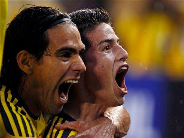 Colombia calienta motores y va por todo en su inicio en la Copa América
