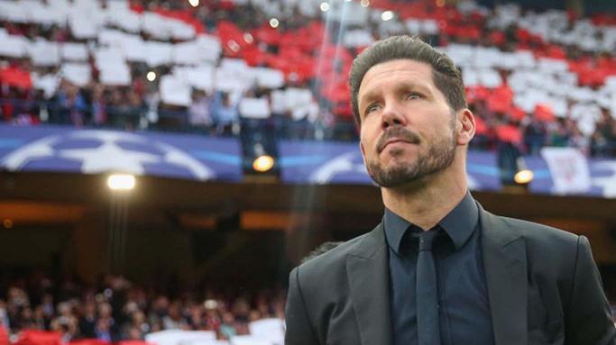 Simeone y su Atlético serán locales en Rumania ante Chelsea.