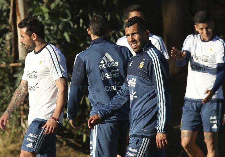 Pinchazo sorpresa: seis jugadores de la Selección tuvieron control antidoping