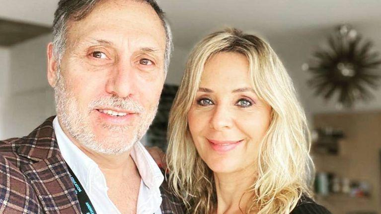 La preocupación de la periodista Evelyn Von Brocke: su marido dio positivo en coronavirus y tuvo que ser internado