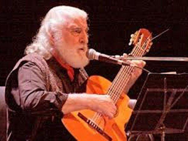 Tenemos entradas para disfrutar de la guitarreada con El Pampa Larralde