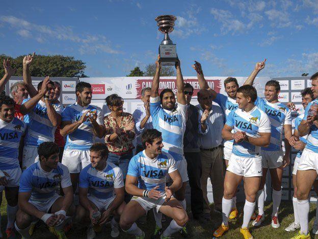 Rumbo a Río: la Selección de rugby seven clasificó a los Juegos Olímpicos