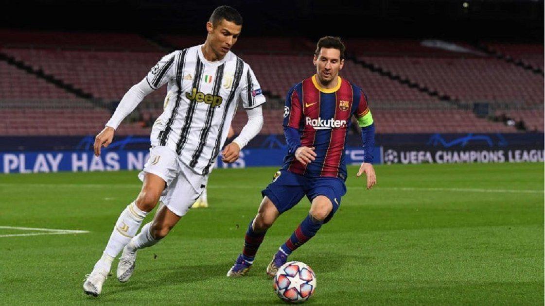 Cristiano Ronaldo y Messi no aparecen entre los 10 jugadores más cotizados del mundo.