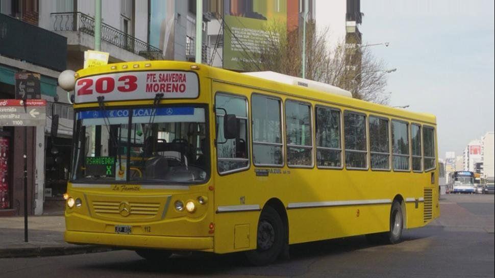 Se robaron un colectivo con pasajeros en plena Panamericana porteña y aún no lo encuentran
