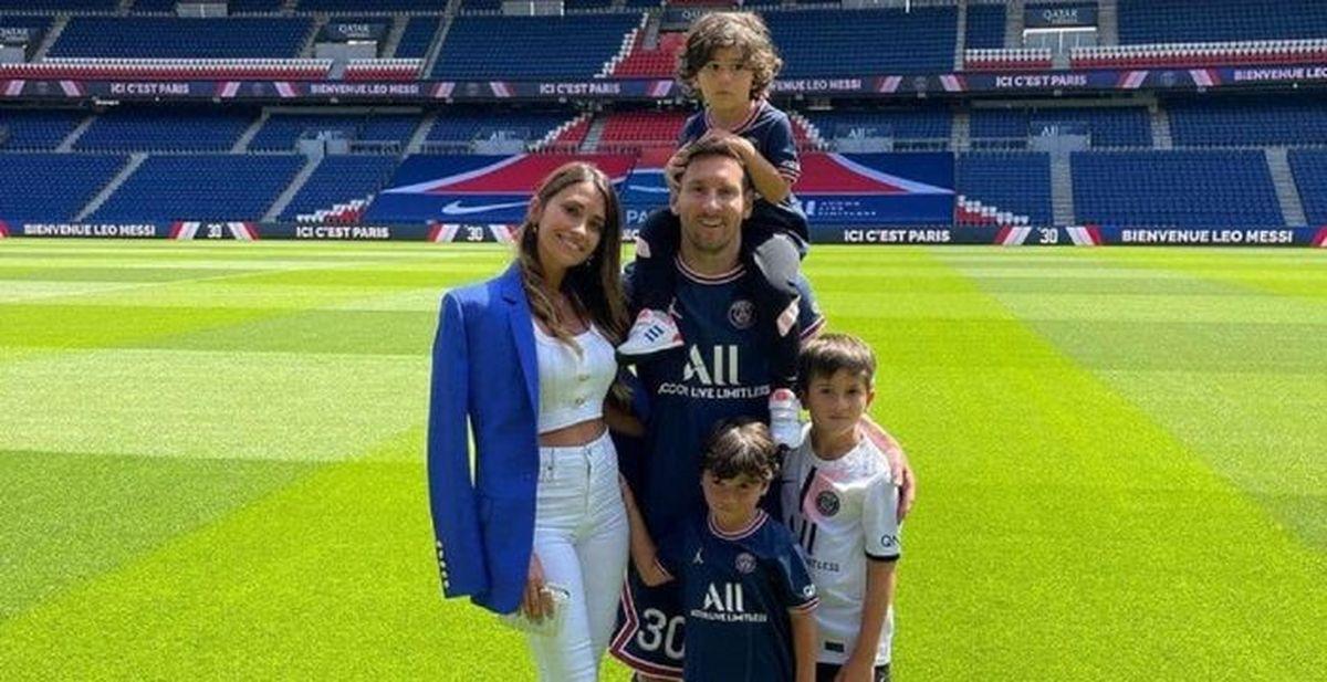 Antonela a Messi: Juntos vamos a seguir escribiendo nuestra historia