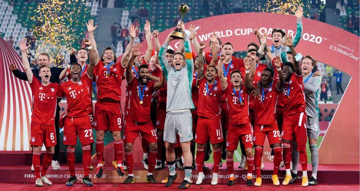 Bayern Munich se quedó con el Mundial de Clubes en Qatar.