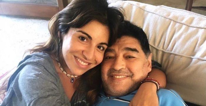 Gianinna Maradona, furiosa con los medios
