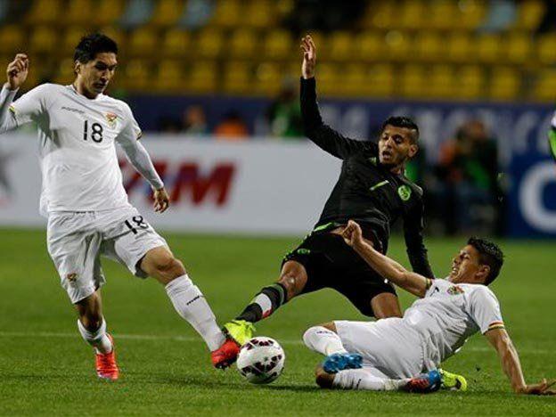 Copa América: Bolivia y México empataron sin goles y le dieron una mano a Chile