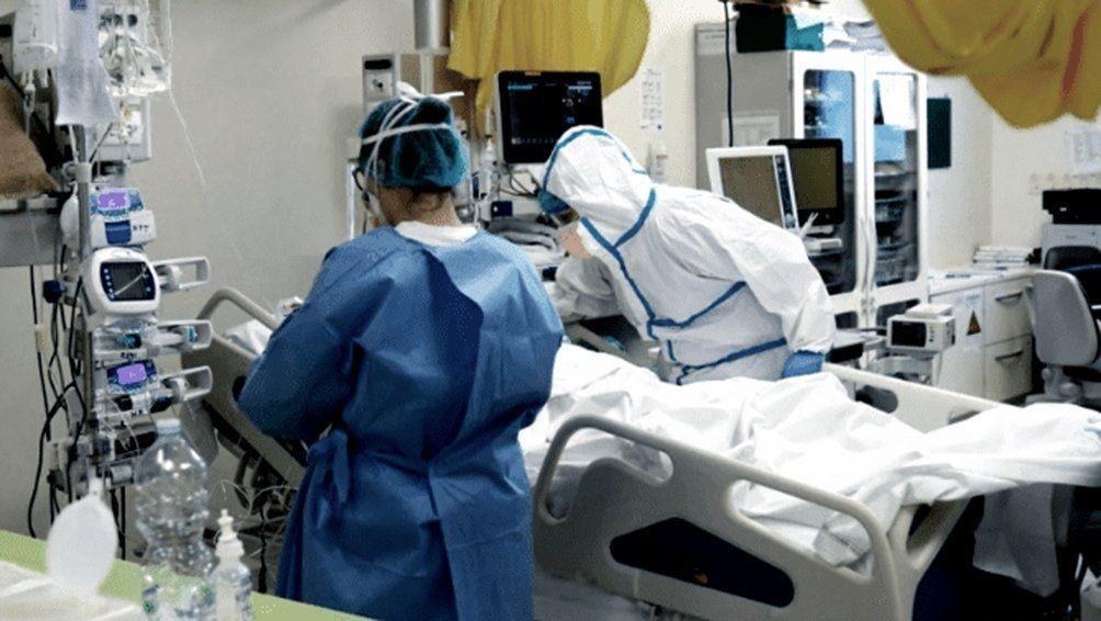 Un hospital privado llegó al 100% de ocupación de camas de terapia intensiva
