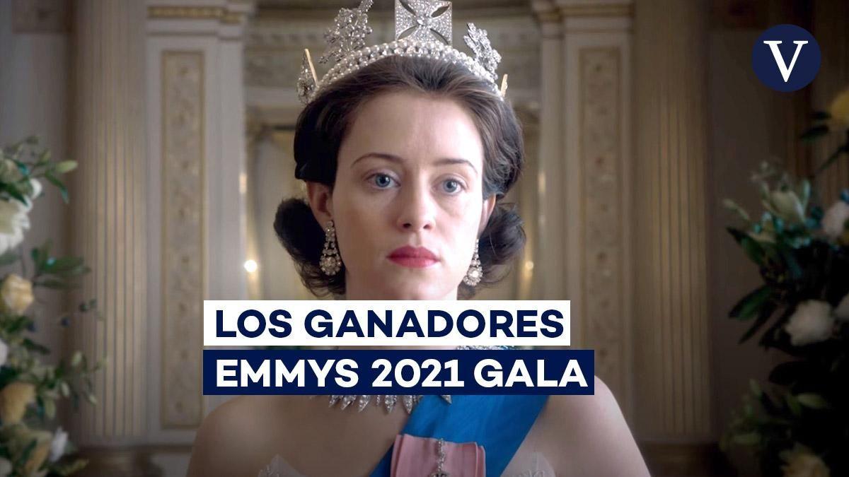 Premios Emmy 2021: todos los ganadores