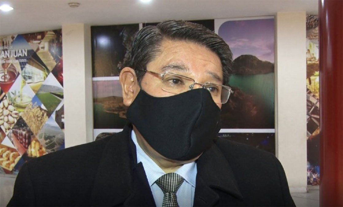 Felipe De Los Ríos estará el viernes con el presidente Alberto Fernández