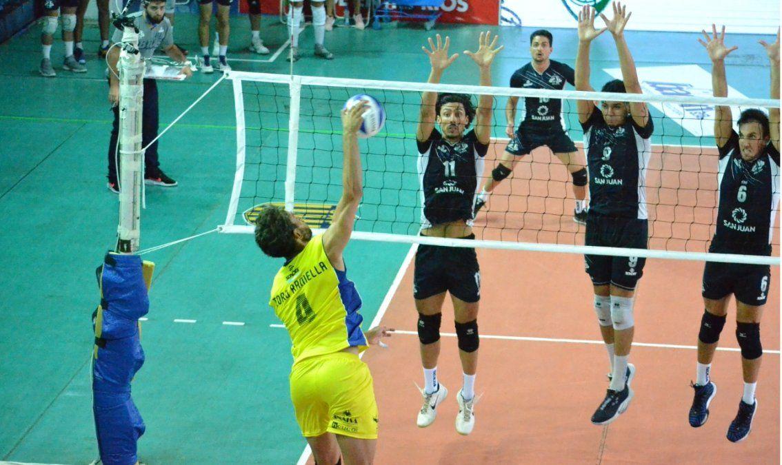 UPCN y Obras son los grandes animadores de la Liga de Voleibol Argentina.