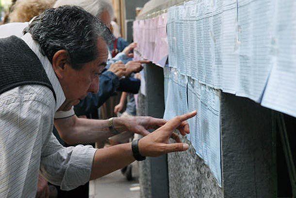 El 11 de marzo estarán publicados los padrones electorales