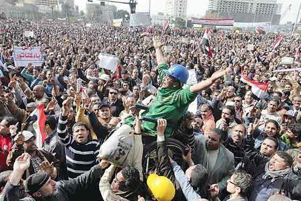 Calma e incertidumbre en las calles de El Cairo