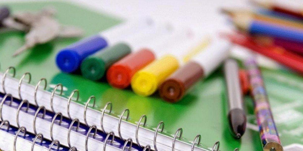 En 14 librerías de San Juan habrá kit de útiles escolares a precio accesible