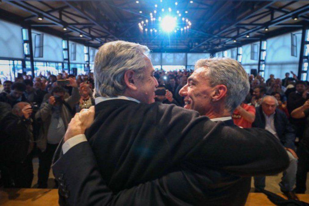 Alberto Fernández se quebró al recordar a Meoni: Lo quise mucho