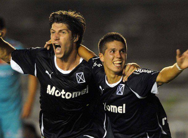 Copa Libertadores: Independiente le ganó Deportivo Quito por 2 a 0 en el choque de ida del repechaje