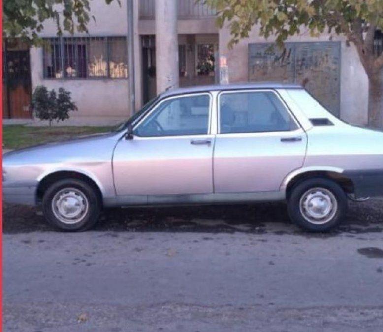Robaron un auto en Capital. Imagen ilustrativa.
