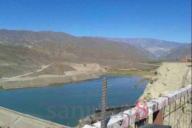 Dos diques dejaron de generar energía por la sequía