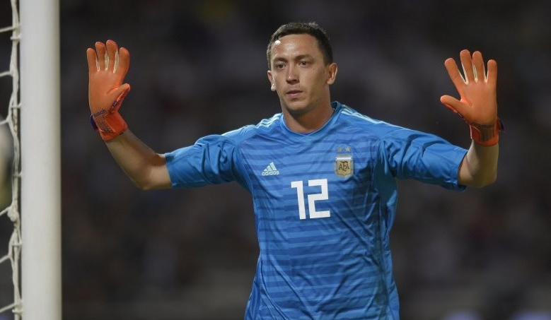 Agustín Marchesín fue operado y se pierde las Eliminatorias