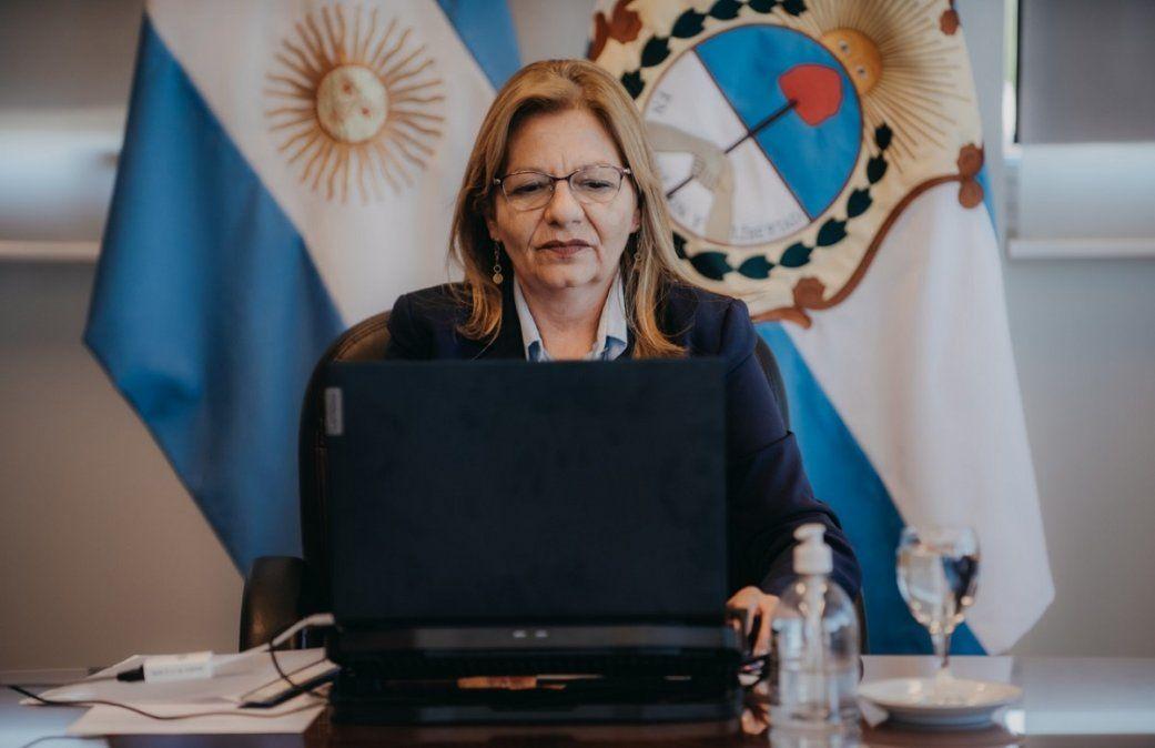 La ministra de Hacienda fue elegida presidenta de la Comisión Federal de Impuestos