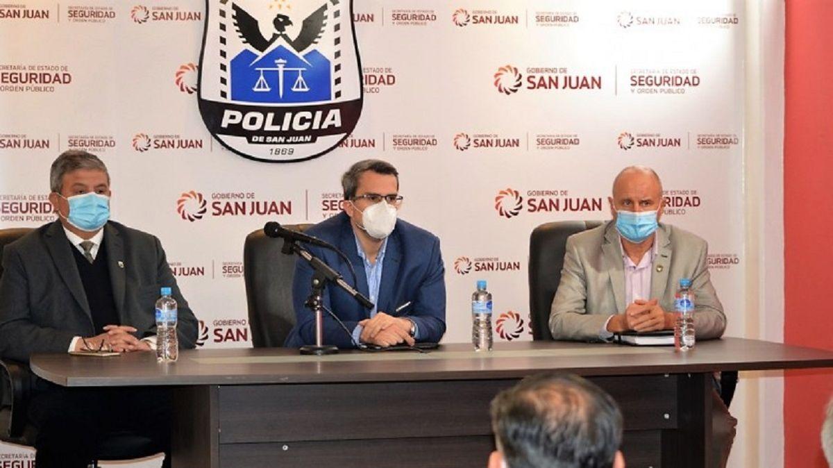La provincia refuerza la prevención e investigación del robo de cobre