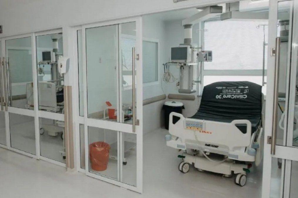 Solo quedan 31 camas UTI libres en San Juan.