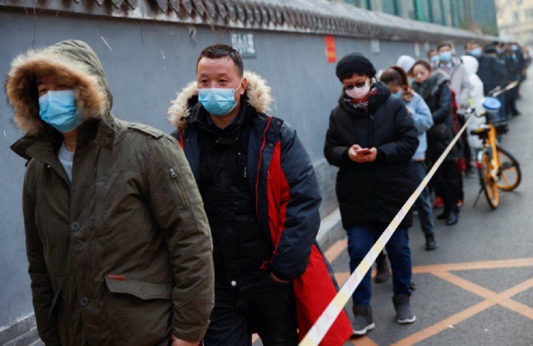 China realiza pruebas anales para detectar el COVID-19