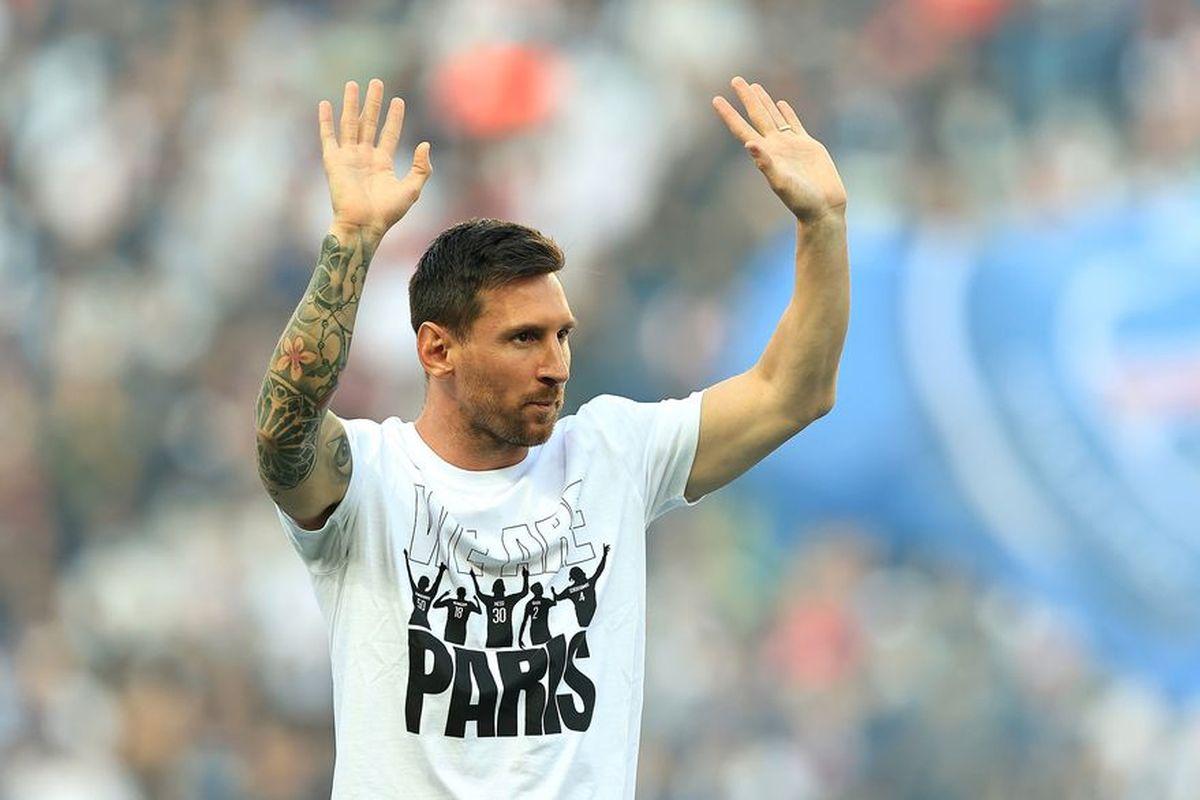 Messi publicó una foto que causó furor entre sus compañeros