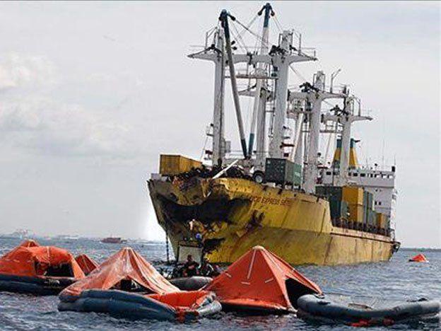 Filipinas: más de 40 muertos y 170 desaparecidos en un neufragio