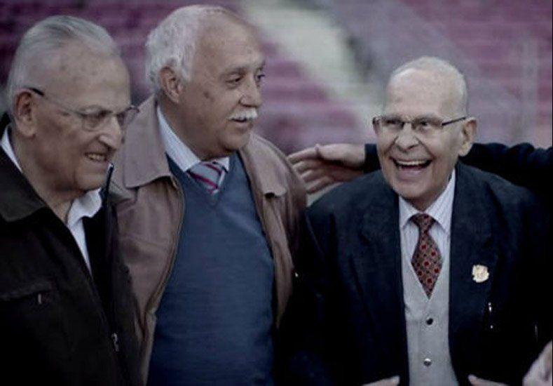 Emocionante: Lanzaron una campaña futbolera para combatir el Alzheimer