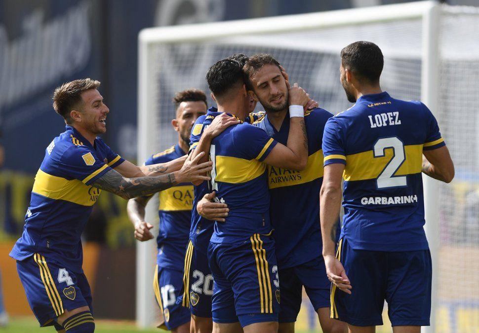 Boca recibe a Barcelona de Ecuador para acercarse a octavos