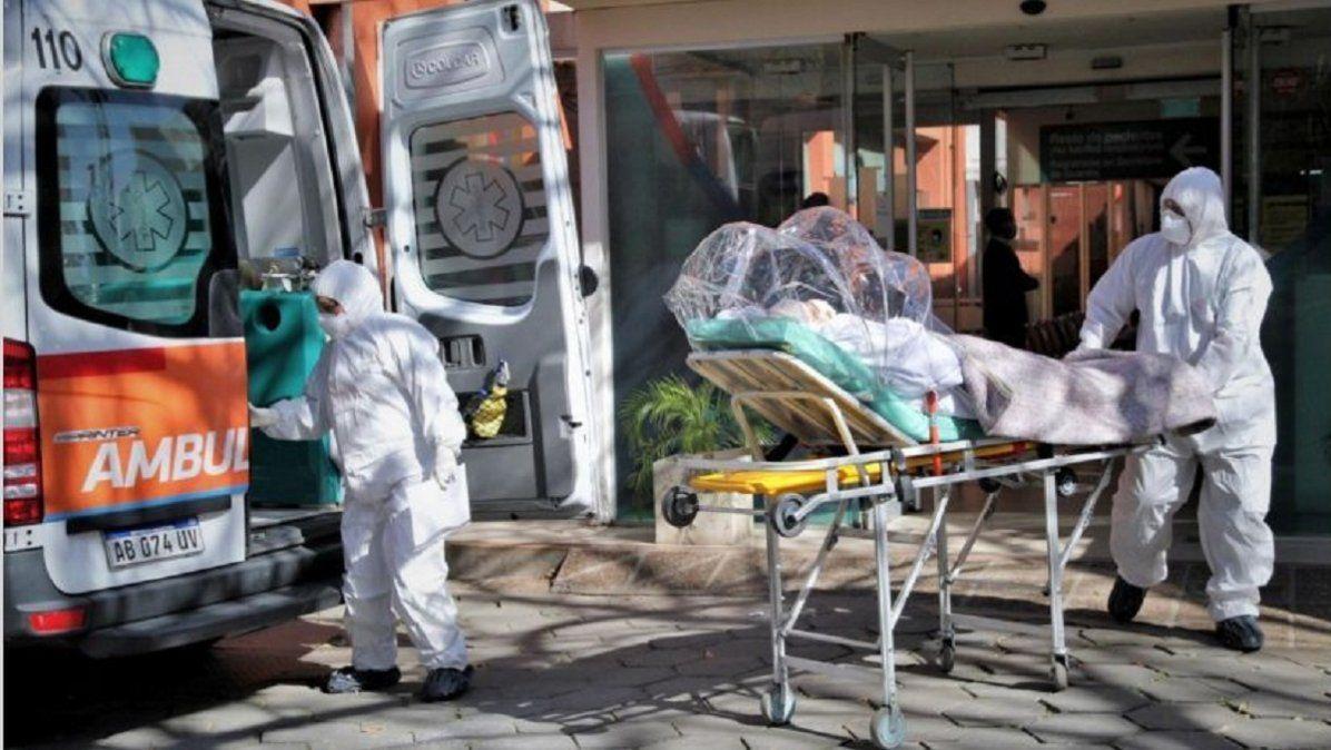 Confirmaron 261 muertes y 9608 casos por COVID-19 en el país