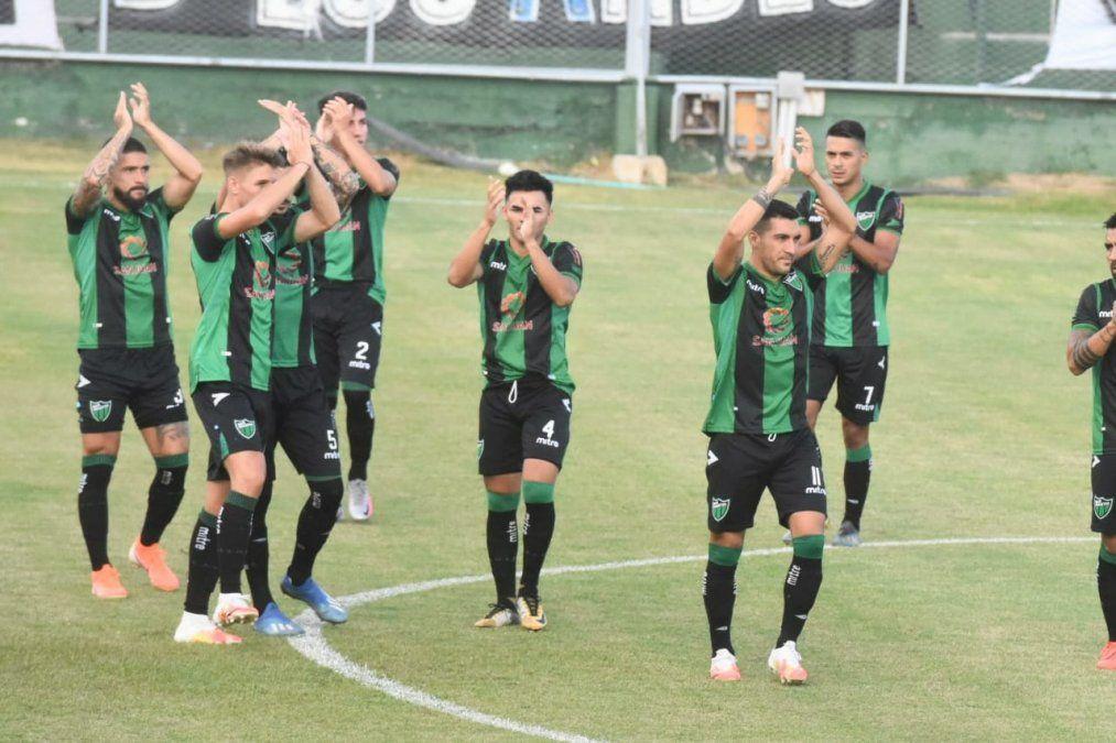 San Martín venció a Atlético Rafaela en su debut en la Primera Nacional. Foto: Adrián Carrizo.