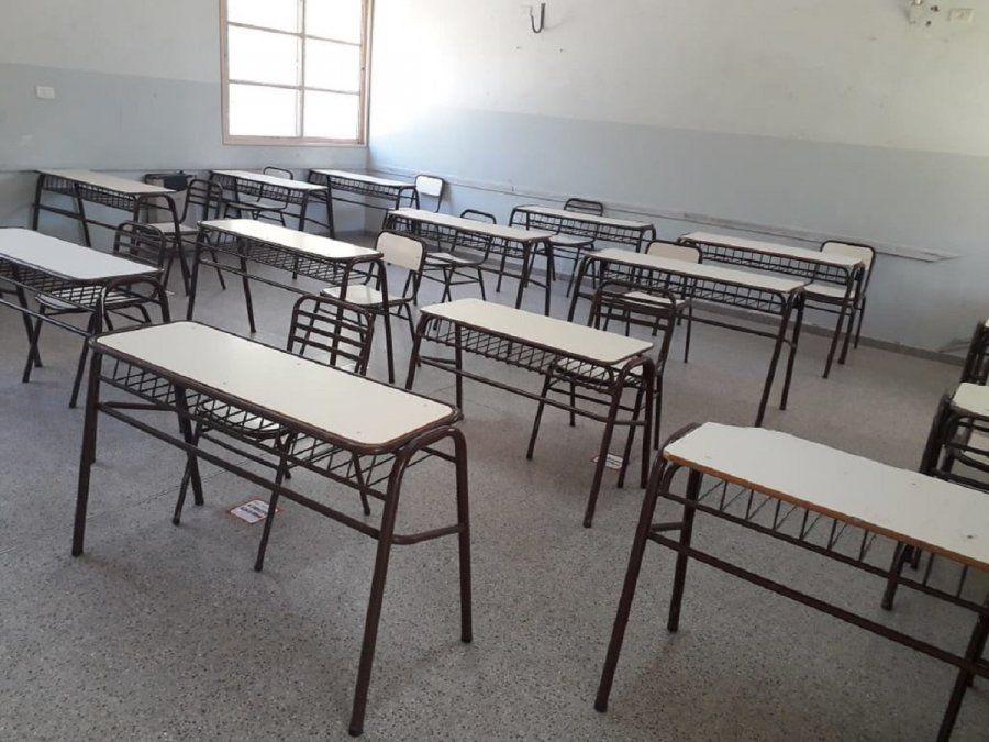 Un preceptor denunció a los directivos de una escuela por maltratos