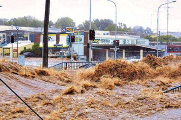 Australia: el agua no baja y ya desaparecieron 72 personas