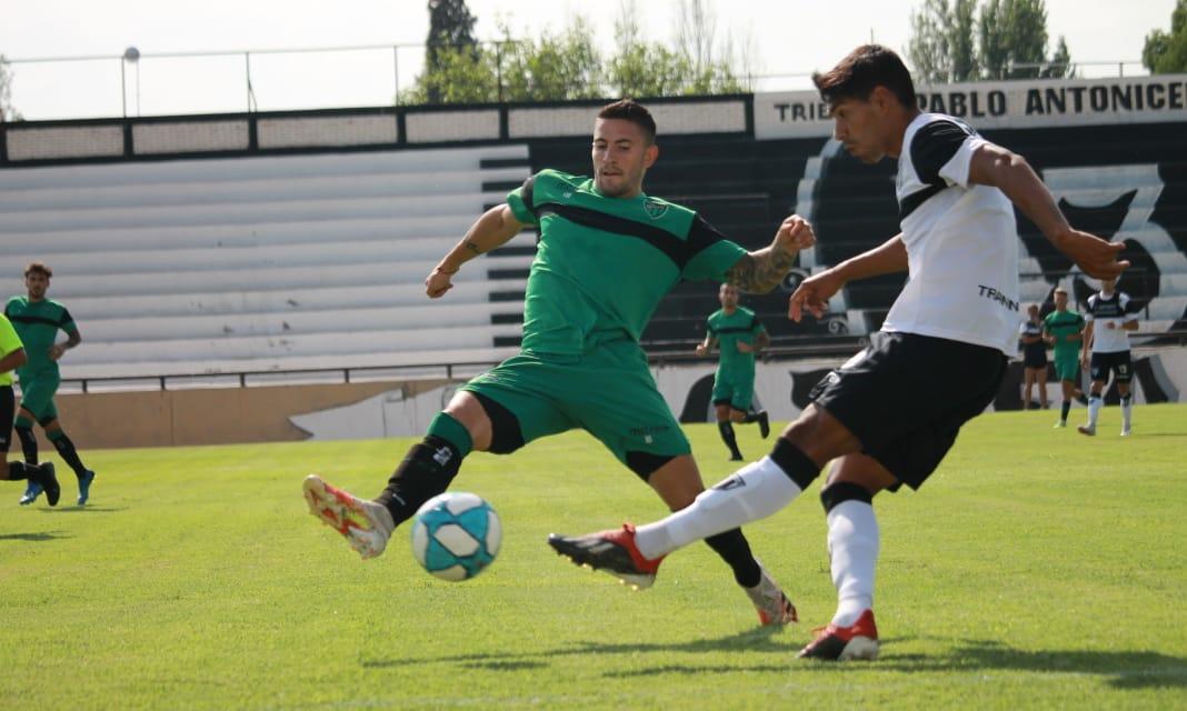 San Martín fue superado y perdió 3 a 0 con Gimnasia de Mendoza