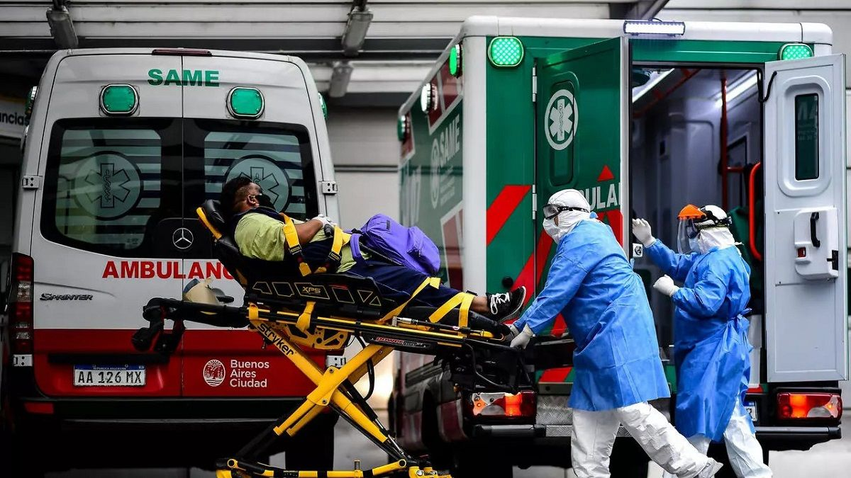 COVID-19 en Argentina: 184 muertes y 5.853 nuevos casos