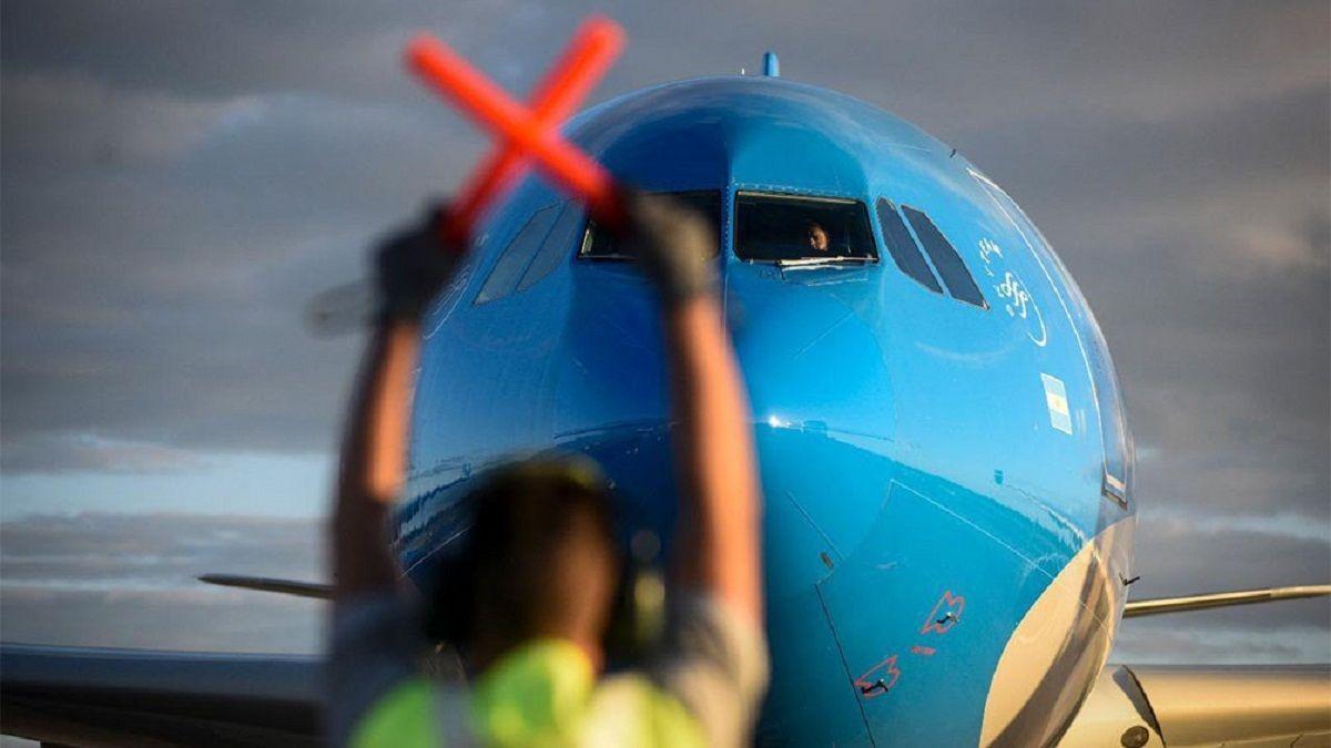 Restricciones: sanjuaninos consultan sobre la reprogramación de vuelos