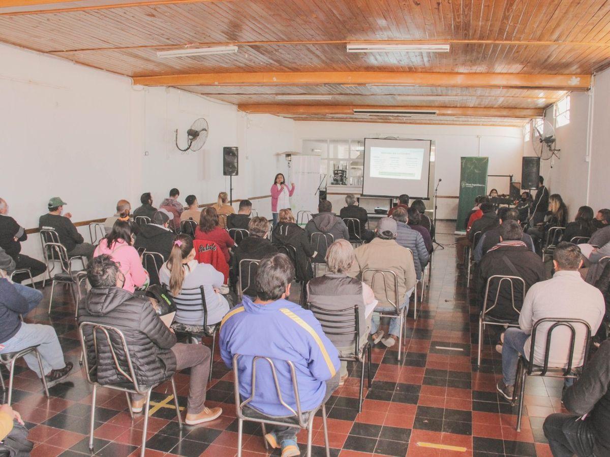 Seminario de Alianzas de Minas Argentinas S.A.