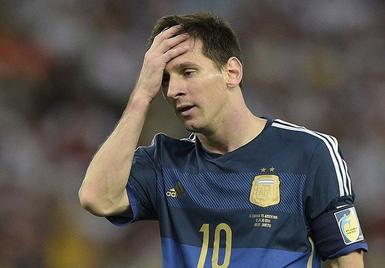 Quedó tercera: Argentina perdió un puesto en el ranking mensual de la FIFA