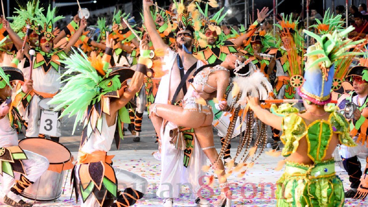 Carnaval de Chimbas (Foto: sj8)