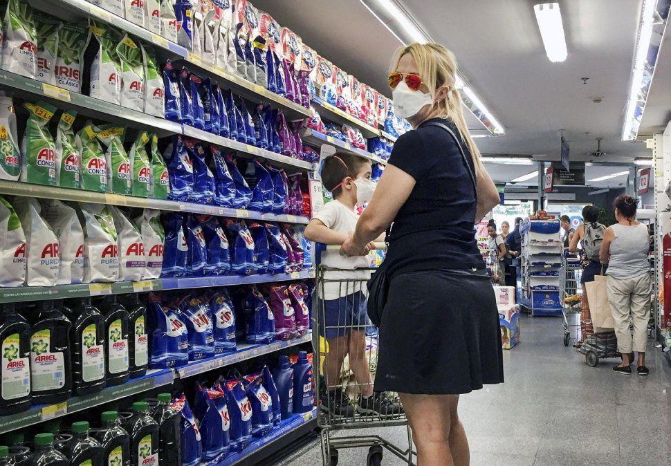 Expectativa por la inflación de julio: Indec la informa esta semana
